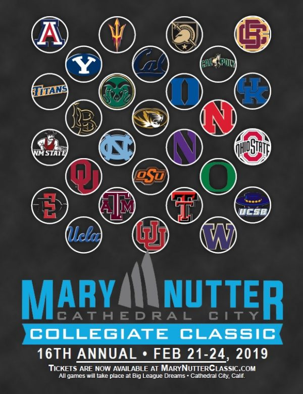 Mary Nutter Collegiate Classic