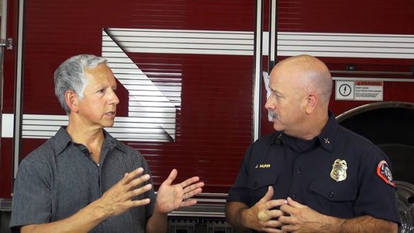 """Focus on the Fire Department"" Video Series Begins"