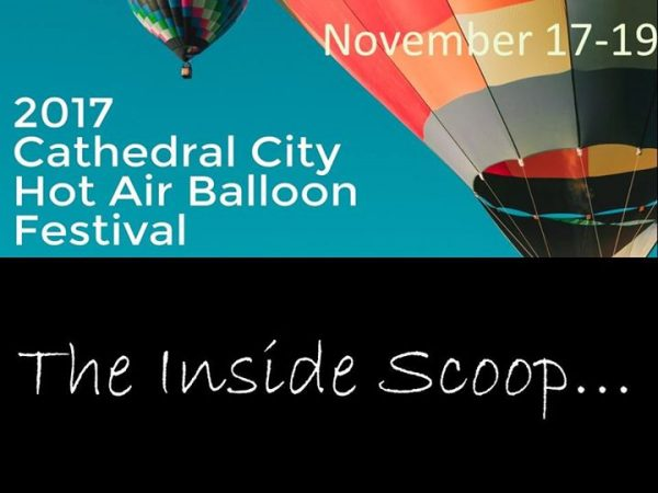 The Inside Scoop on the New Firework Finale at the Cathedral City Hot Air Balloon Festival