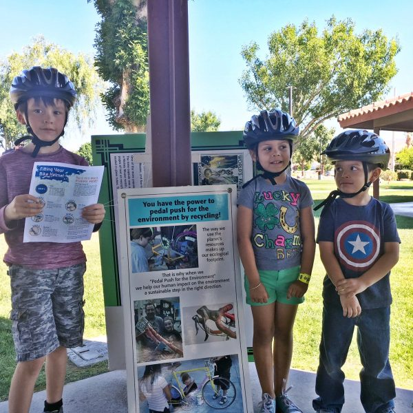 Cathedral City and S.C.R.A.P. Gallery Win a Sustainability Award for Active Transportation