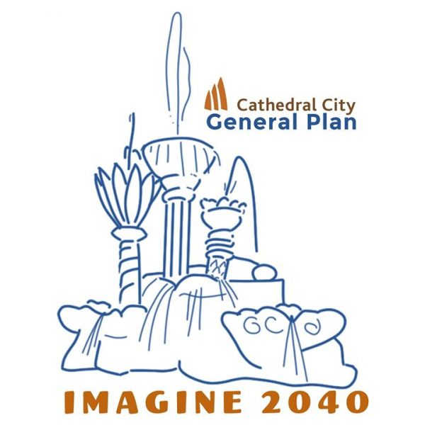 Imagine 2040 – Cathedral City's General Plan – Public Workshop – May 1st