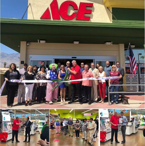 ACE Hardware Cathedral City Celebrated Its Ribbon Cutting