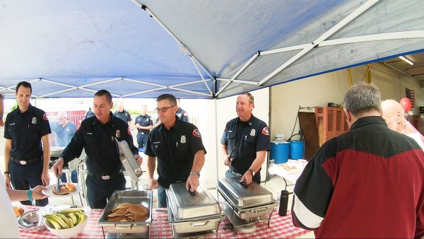Cathedral City Fire Department's Annual Open House & Free Pancake Breakfast – October 5th