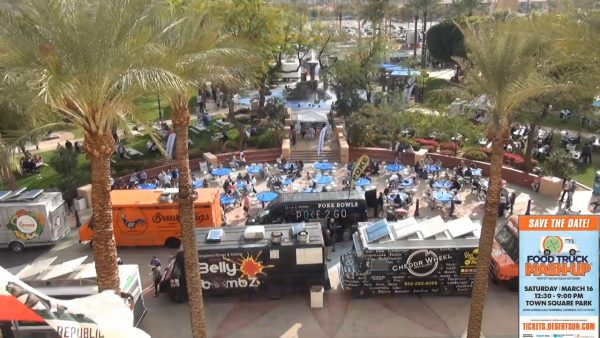 Food Truck Mash-Up Coming to Cathedral City – Saturday, March 16