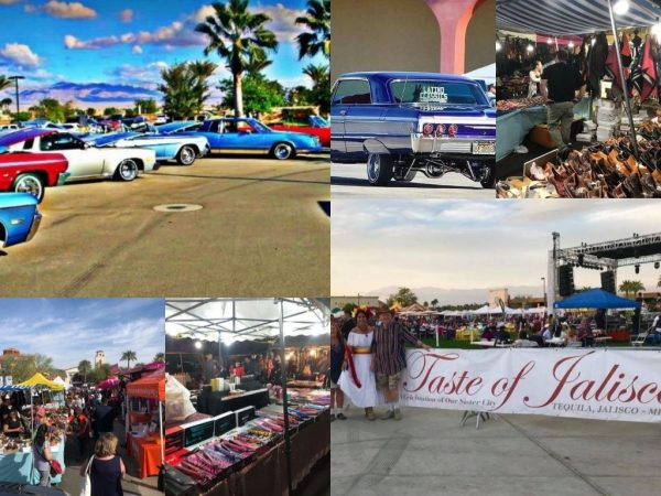 Classic Car Show and Outdoor Market Happen at the 4th Annual Taste of Jalisco Festival Activities