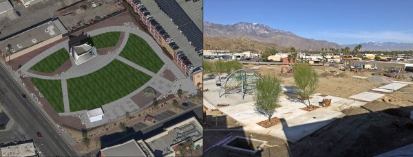 City Council Names the Downtown Amphitheater Park