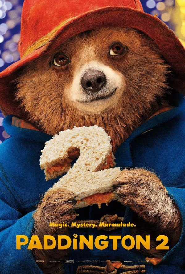"2019 Free Kids Summer Movie Series ""Paddington 2"""