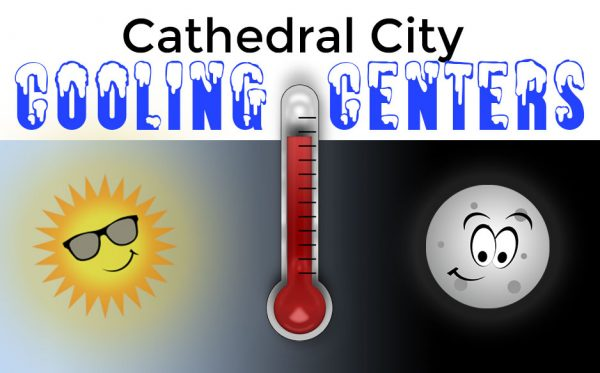 Daytime and Nighttime Cooling Centers Available in Cathedral City