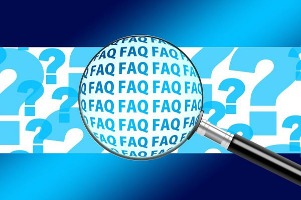 Governor and County Update the FAQs