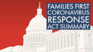 The Families First Coronavirus Response Act Goes into Effect Today
