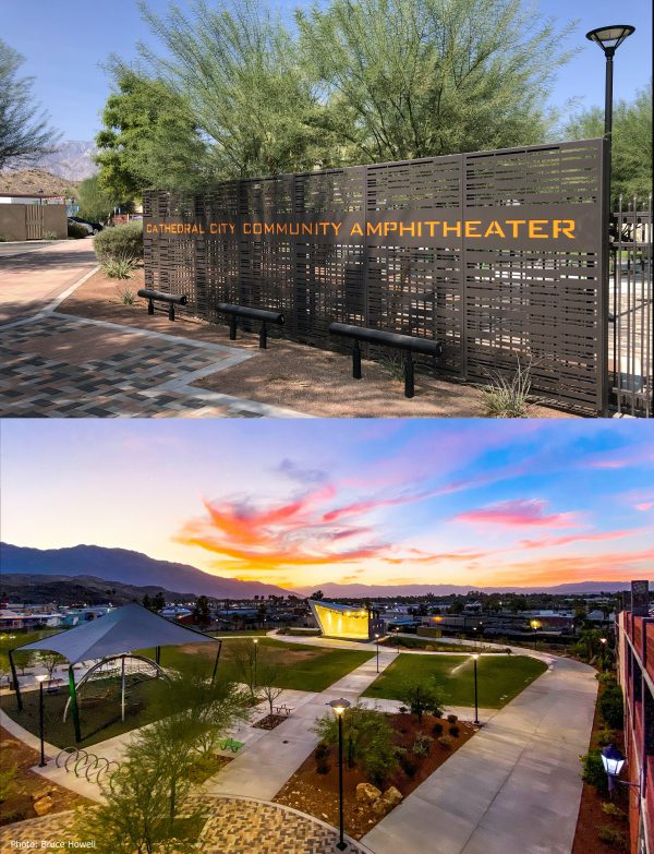 COACHELLA VALLEY REPERTORY AND THE CITY OF CATHEDRAL CITY COLLABORATE TO OFFER OUTDOOR ENTERTAINMENT PROGRAMMING