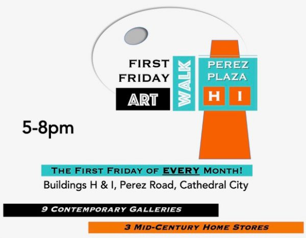 First Fridays Art Walk on Perez Road