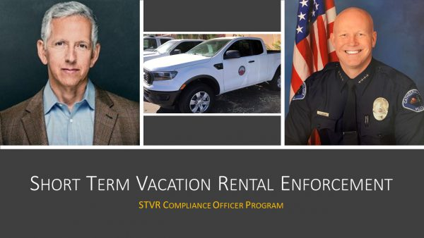 Short-term Vacation Rental Compliance Officers Are Out in the Field